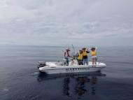 製作工房武田のお知らせ画像 毎年恒例、お客様との釣り大会をしましたヽ(・∀・)…